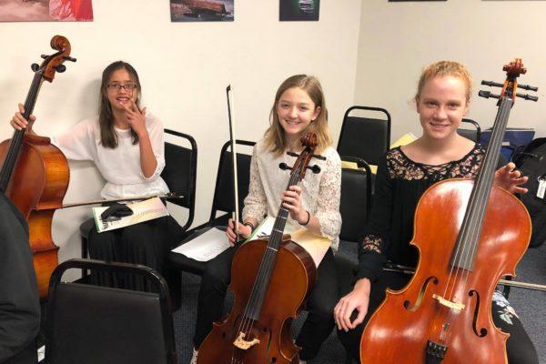 Cellos! 2018