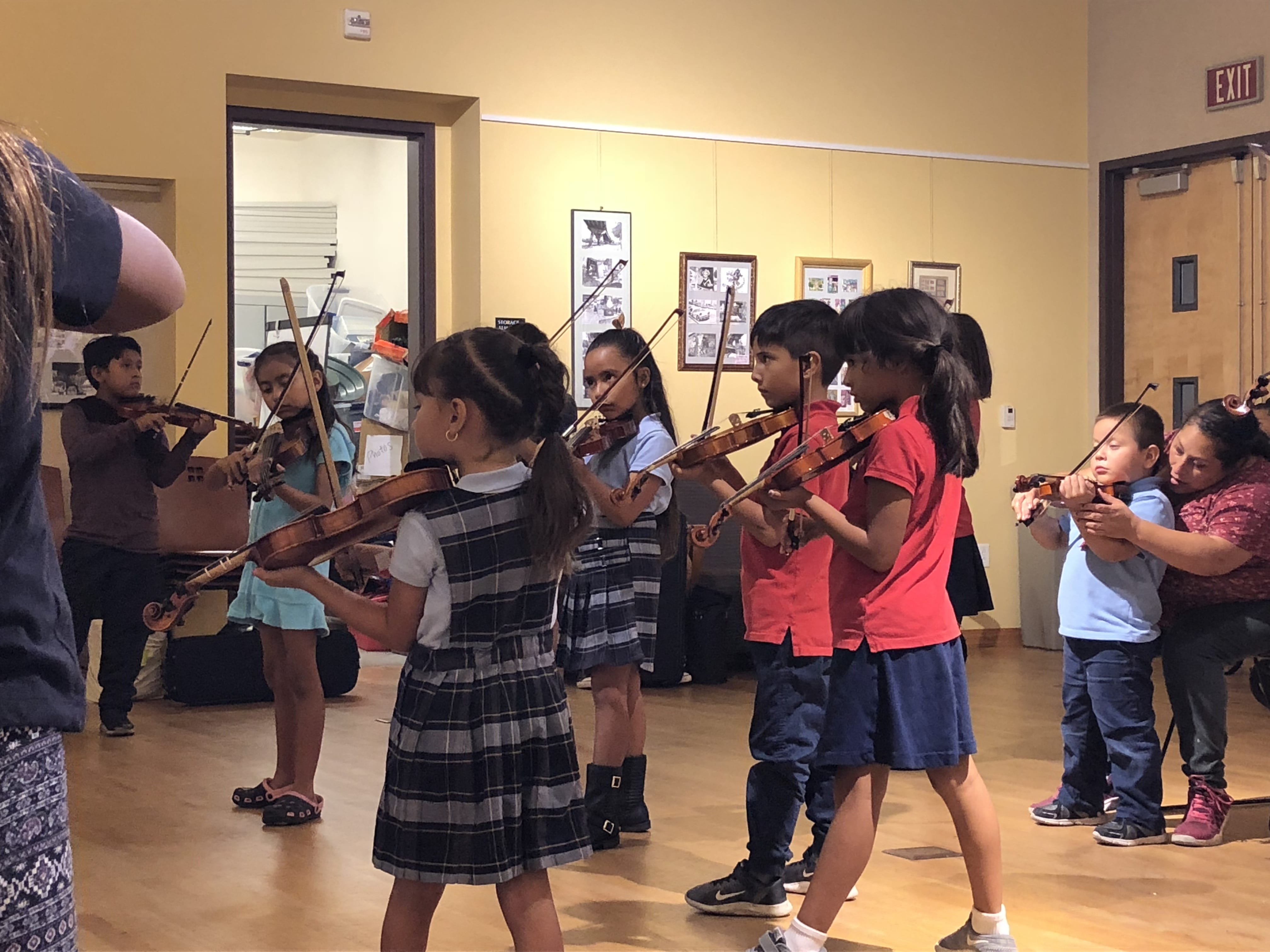 Out and About in San Diego: Villa Musica's Community Partnerships